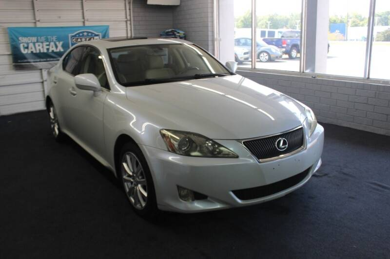 2006 Lexus IS 250 for sale at Drive Auto Sales in Matthews NC