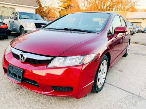 2009 Honda Civic for sale at Auto Space LLC in Norfolk VA