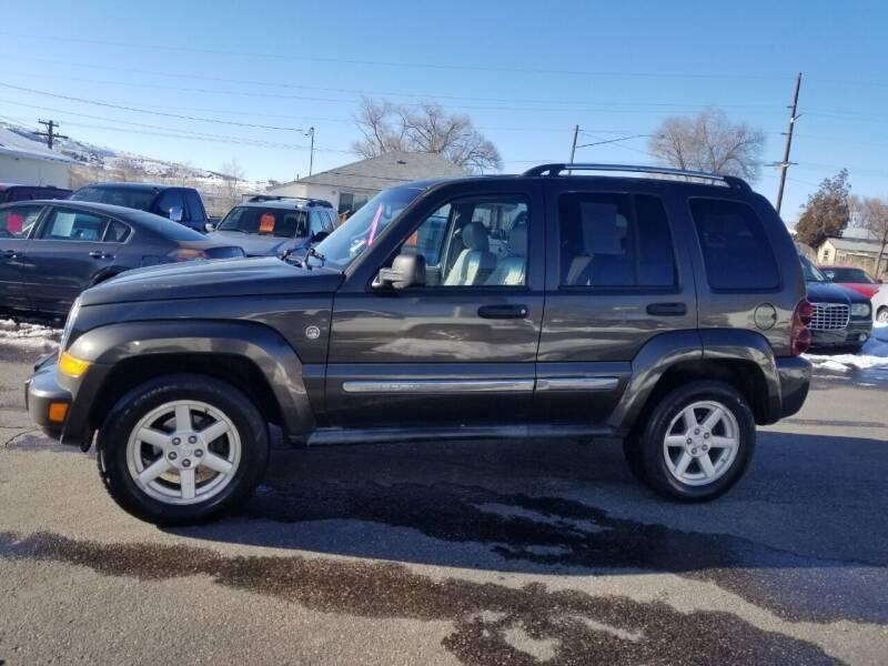 2005 Jeep Liberty for sale at BRAMBILA MOTORS in Pocatello ID
