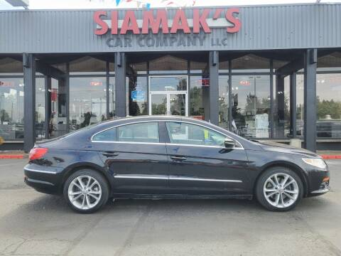 2009 Volkswagen CC for sale at Siamak's Car Company llc in Salem OR