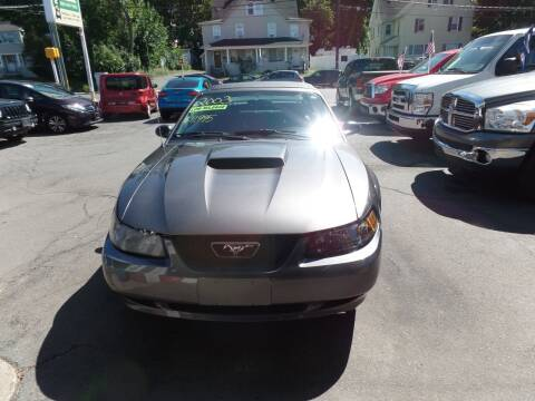 2003 Ford Mustang for sale at CAR CORNER RETAIL SALES in Manchester CT