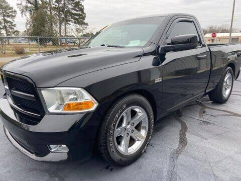 2012 RAM Ram Pickup 1500 for sale at Vanns Auto Sales in Goldsboro NC