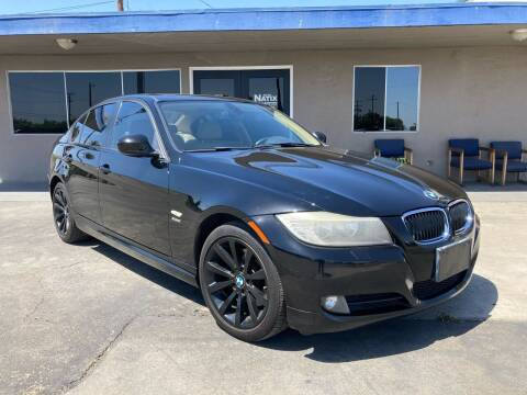 2011 BMW 3 Series for sale at AUTO NATIX in Tulare CA