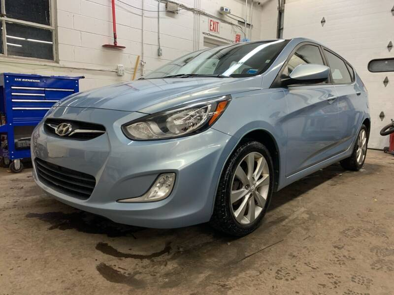2012 Hyundai Accent for sale at Auto Warehouse in Poughkeepsie NY