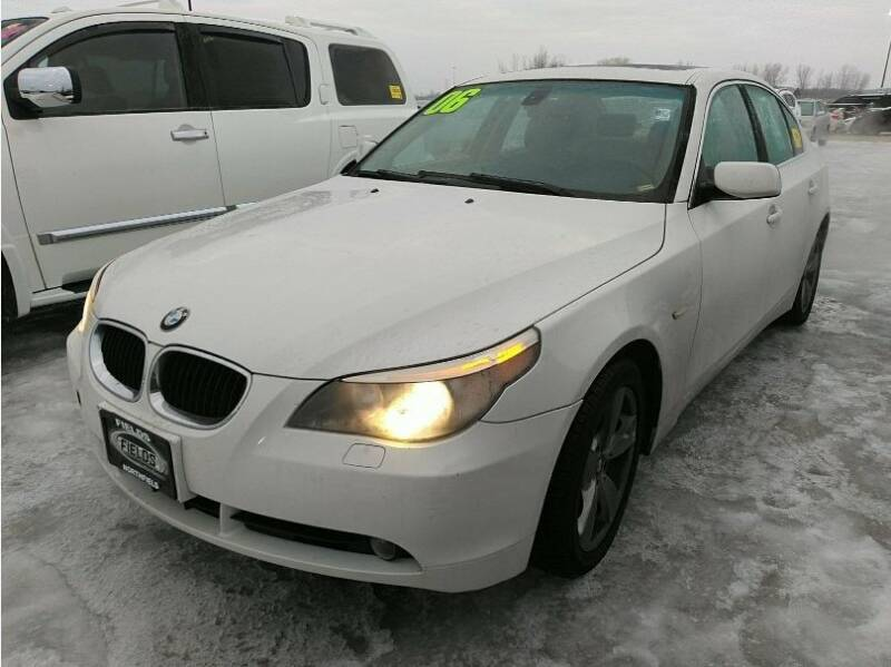 2006 BMW 5 Series for sale at U.S. Auto Group in Chicago IL