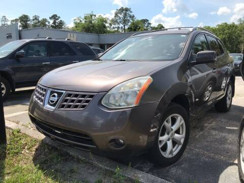 2008 Nissan Rogue for sale at Popular Imports Auto Sales in Gainesville FL