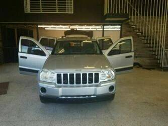 2006 Jeep Grand Cherokee for sale at Fansy Cars in Mount Morris MI