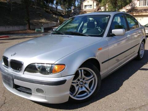 2005 BMW 3 Series for sale at Trini-D Auto Sales Center in San Diego CA