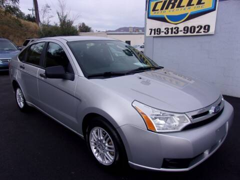 2010 Ford Focus for sale at Circle Auto Center in Colorado Springs CO