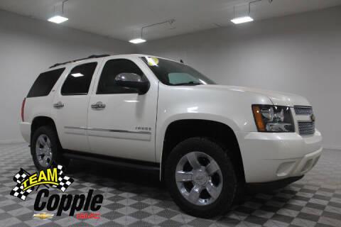 2013 Chevrolet Tahoe for sale at Copple Chevrolet GMC Inc in Louisville NE