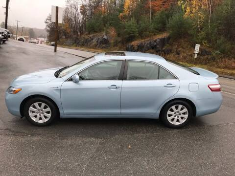 2008 Toyota Camry Hybrid for sale at MICHAEL MOTORS in Farmington ME