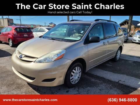 2006 Toyota Sienna for sale at The Car Store Saint Charles in Saint Charles MO