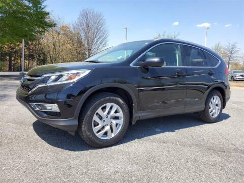 2016 Honda CR-V for sale at CU Carfinders in Norcross GA