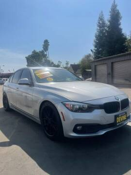2016 BMW 3 Series for sale at Devine Auto Sales in Modesto CA