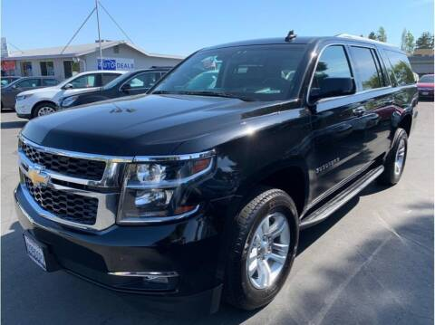 2018 Chevrolet Suburban for sale at AutoDeals in Daly City CA