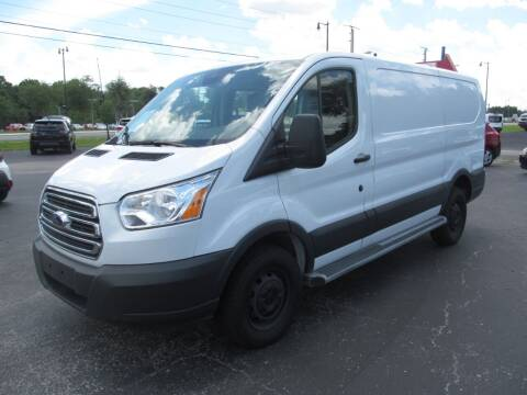 2018 Ford Transit Cargo for sale at Blue Book Cars in Sanford FL