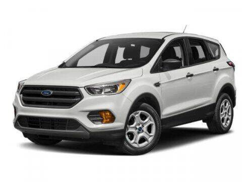 2018 Ford Escape for sale at STG Auto Group in Montclair CA