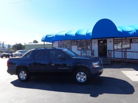 2007 Chevrolet Avalanche for sale at Jim's Cars by Priced-Rite Auto Sales in Missoula MT