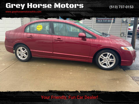 2010 Honda Civic for sale at Grey Horse Motors in Hamilton OH