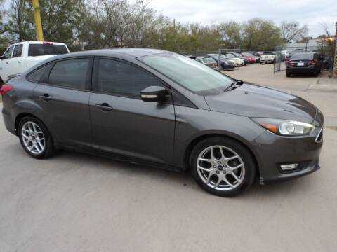 2015 Ford Focus for sale at SPORT CITY MOTORS in Dallas TX