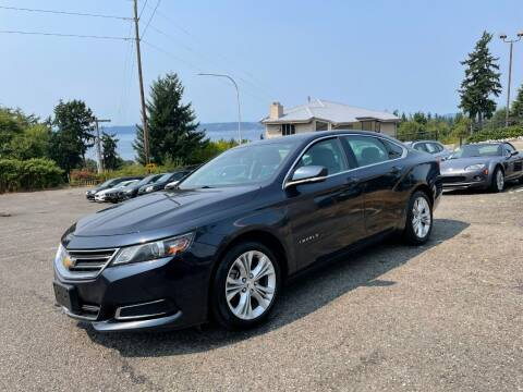 2014 Chevrolet Impala for sale at KARMA AUTO SALES in Federal Way WA