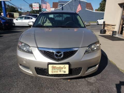 2007 Mazda MAZDA3 for sale at Marley's Auto Sales in Pasadena MD