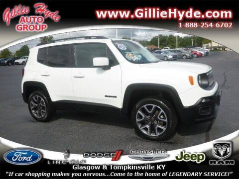 2017 Jeep Renegade for sale at Gillie Hyde Auto Group in Glasgow KY