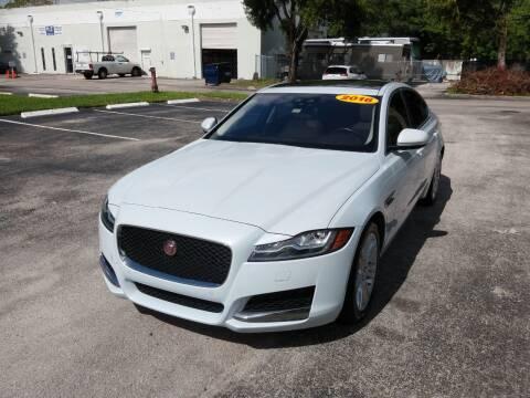 2016 Jaguar XF for sale at Best Price Car Dealer in Hallandale Beach FL