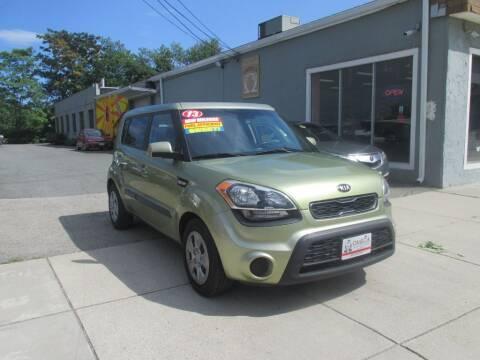 2013 Kia Soul for sale at Omega Auto & Truck Center, Inc. in Salem MA
