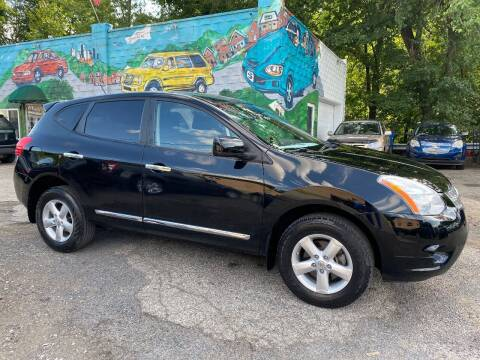 2013 Nissan Rogue for sale at Showcase Motors in Pittsburgh PA