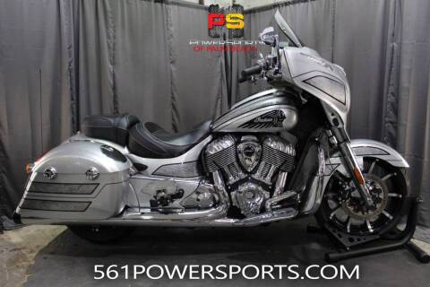 2018 Indian Chieftain® Elite for sale at Powersports of Palm Beach in Hollywood FL