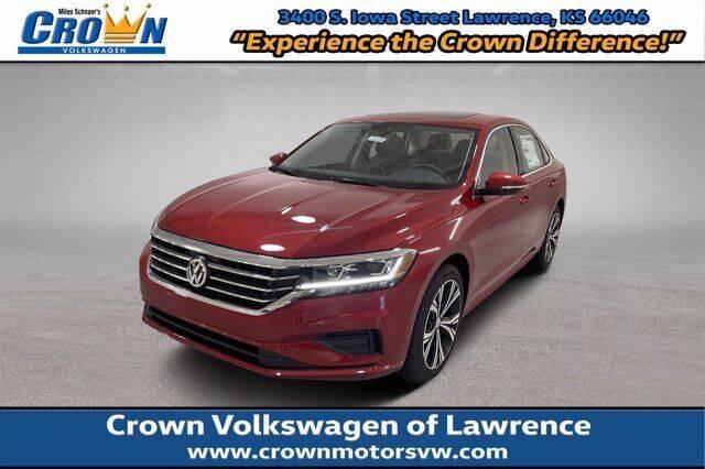 2022 Volkswagen Passat for sale in Lawrence, KS
