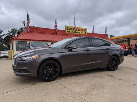 2016 Ford Fusion for sale at CarZoneUSA in West Monroe LA