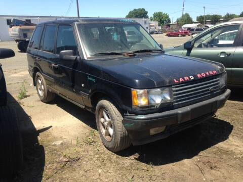2000 Land Rover Range Rover for sale at ASAP Car Parts in Charlotte NC