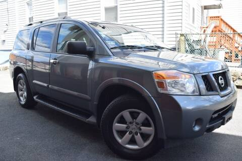 2014 Nissan Armada for sale at VNC Inc in Paterson NJ