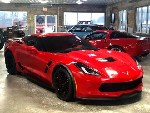 2019 Chevrolet Corvette for sale at Torque Motorsports in Rolla MO