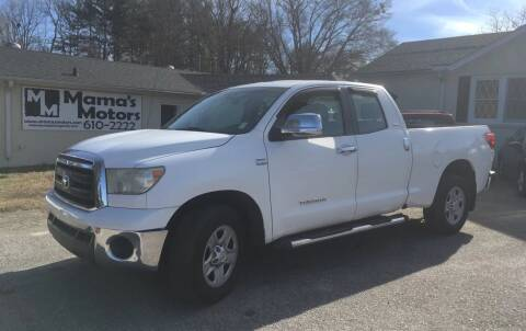 2010 Toyota Tundra for sale at Mama's Motors in Greer SC