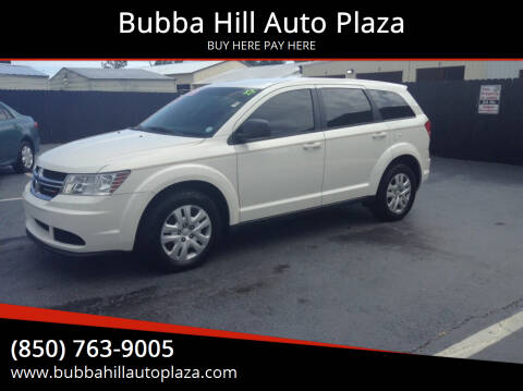 2014 Dodge Journey for sale at Bubba Hill Auto Plaza in Panama City FL