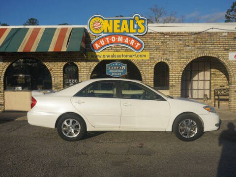 2004 Toyota Camry for sale at Oneal's Automart LLC in Slidell LA