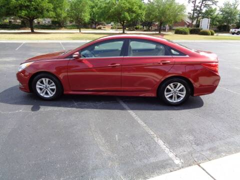 2014 Hyundai Sonata for sale at BALKCUM AUTO INC in Wilmington NC