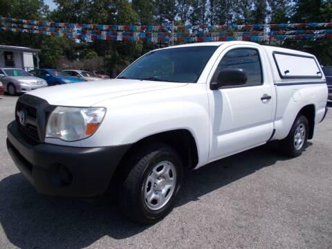 2011 Toyota Tacoma for sale at Culpepper Auto Sales in Cullman AL