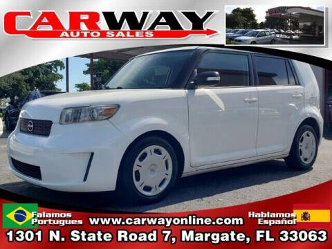 2009 Scion xB for sale at CARWAY Auto Sales in Margate FL