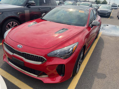 2018 Kia Stinger for sale at Advantage Auto Brokers in Hasbrouck Heights NJ