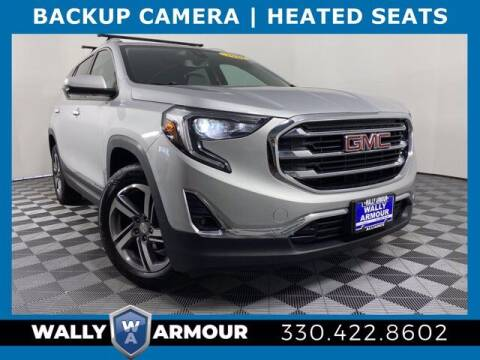 2020 GMC Terrain for sale at Wally Armour Chrysler Dodge Jeep Ram in Alliance OH