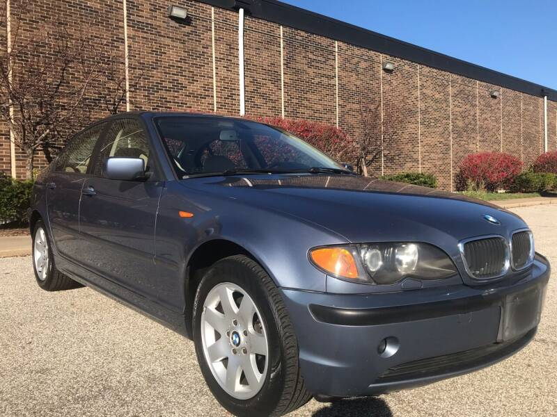 2005 BMW 3 Series for sale at Classic Motor Group in Cleveland OH