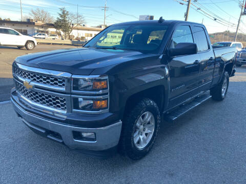 2015 Chevrolet Silverado 1500 for sale at 222 Newbury Motors in Peabody MA