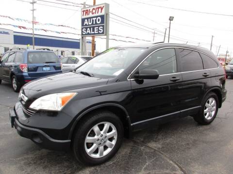 2007 Honda CR-V for sale at TRI CITY AUTO SALES LLC in Menasha WI