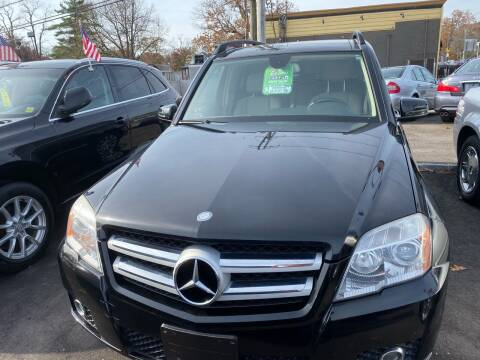 2011 Mercedes-Benz GLK for sale at Primary Motors Inc in Commack NY