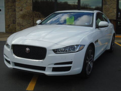 2017 Jaguar XE for sale at Rogos Auto Sales in Brockway PA