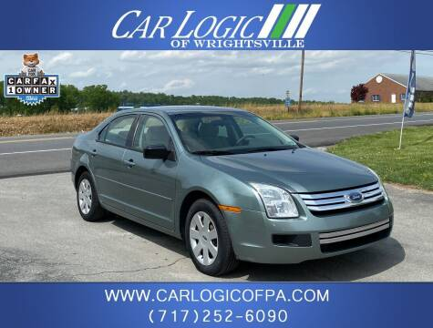 2006 Ford Fusion for sale at Car Logic in Wrightsville PA